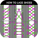 How To Lace Shoes icon