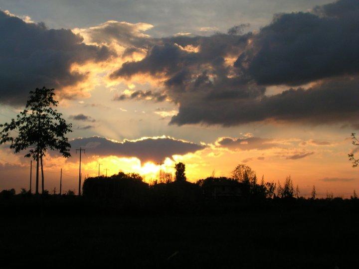Cielo Arancione di tav1