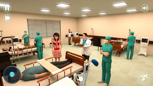 Real Doctor Simulator Er Emergency Hospital Games 1.0.2 Mod screenshots 3