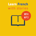 Learn French with Stories icon