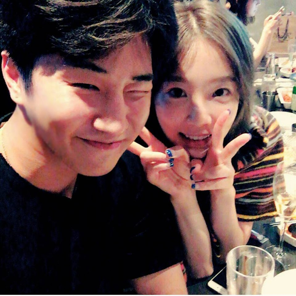 yuri brother taeyeon