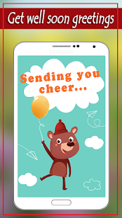 Get well soon greeting cards apps on google play screenshot image m4hsunfo