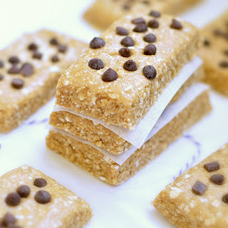 No bake Coconut Protein Bars.