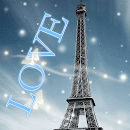 Eiffel Love v 1.1.2 app icon