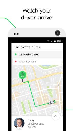 Taxify screenshot 2