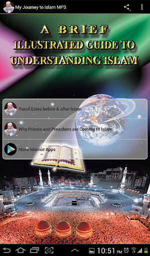 My Journey to Islam MP3