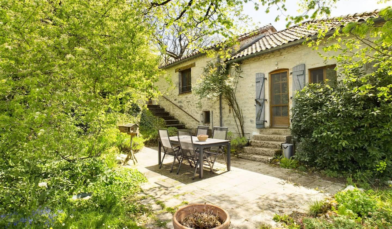 Propriété avec jardin Belvèze