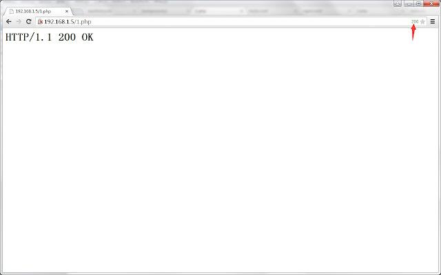 HTTP Status