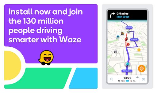 Waze - GPS, Maps, Traffic Alerts & Live Navigation 4.64.1.0 Screenshots 7