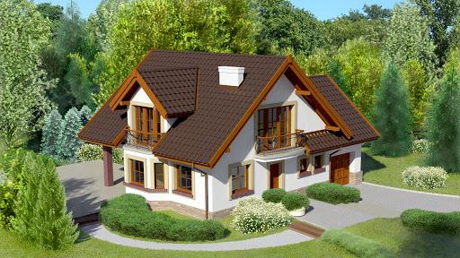 projekt Dom przy Cyprysowej 25