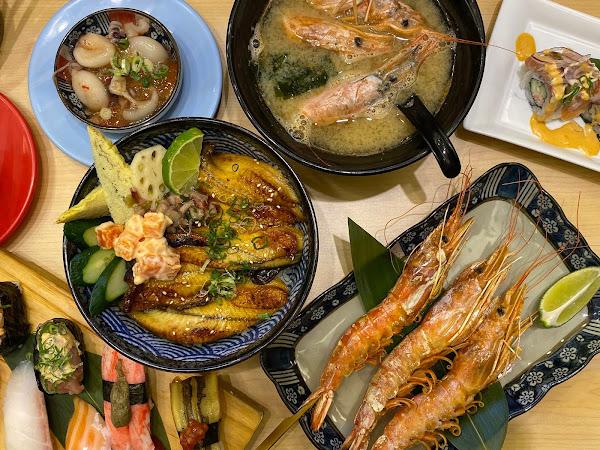美食|新北|中和|中和日本料理推薦。喜華壽司店  #尼克島