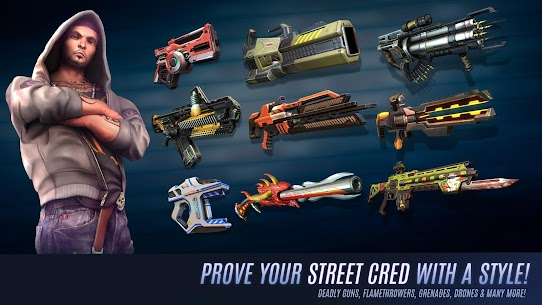 Gangstar Vegas: World of Crime Apk Download For Android and iPhone 4