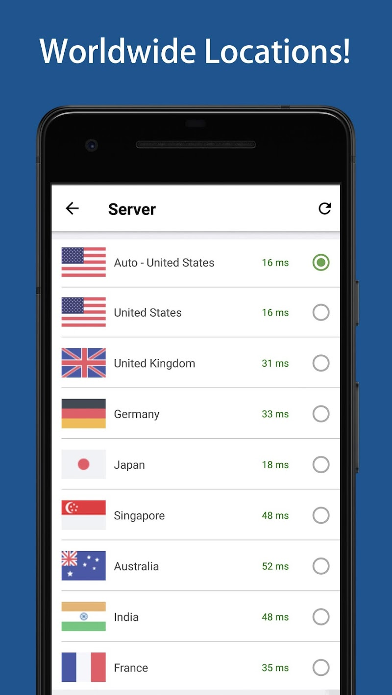 VPN One – Security Proxy Server v2.2 [Ad-Free]