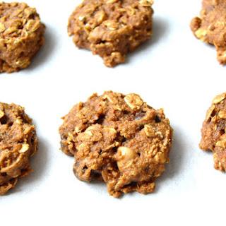 Chocolate Chip Sweet Potato Cookies.