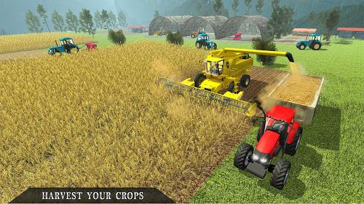 Farmer's Tractor Farming Simulator 2018 1.2 screenshots 7