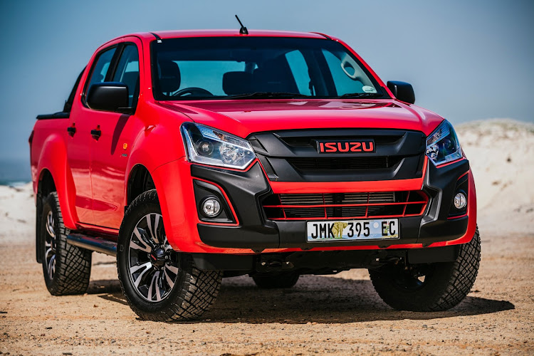 Isuzu salespeople are the nation's best according to a cars.co.za survey. Picture: SUPPLIED