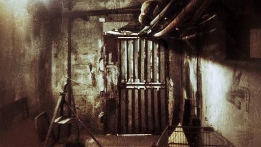 Habitación del flautista en el subterraneo