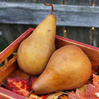 Pear Phyllo Crisp Recipe