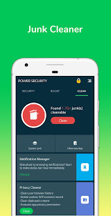 App Power Security-Anti Virus, Phone Cleaner APK for Windows Phone