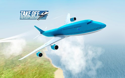 Take Off Flight Simulator Screenshot