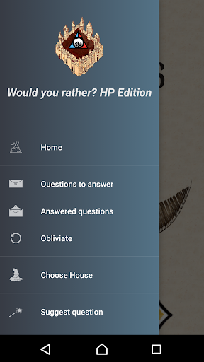 Would you rather? Harry Potter 8.1 screenshots 2