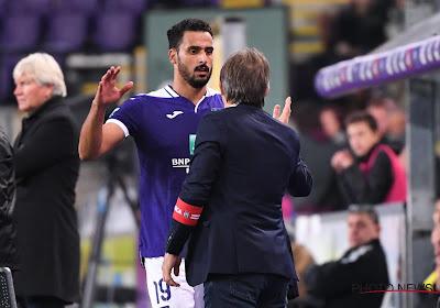 Nacer Chadli relativise la situation du Sporting d'Anderlecht