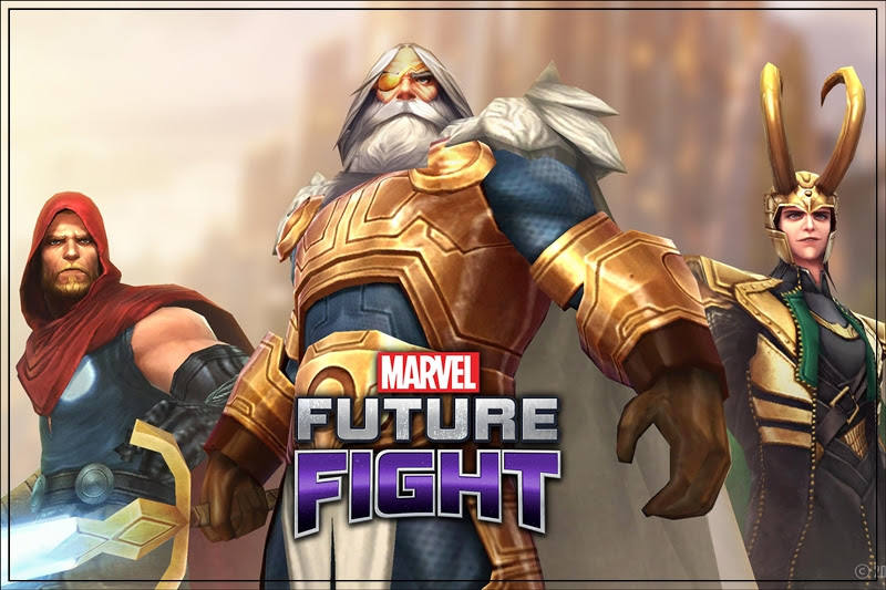 [MARVEL Future Fight] เสริมทัพอัพเดทใหญ่! เพิ่มตัวละครจากแอสการ์ด!