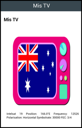 Australian TV 1.0 screenshots 2