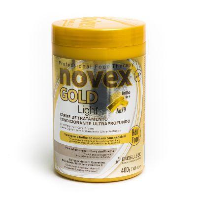 Baño De Crema Novex Gold 400 Gr