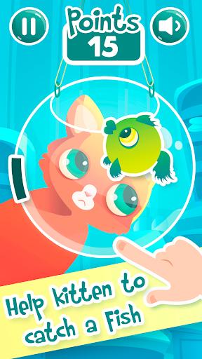 Kitty Clicker - Fishing