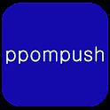 PPOM PUSH - 뽐뿌씨 icon