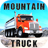 Mountain Truck Transport 3D