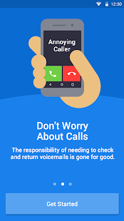 No More Voicemail- screenshot thumbnail