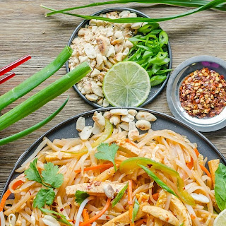 Rice Noodles Vegetarian Recipes