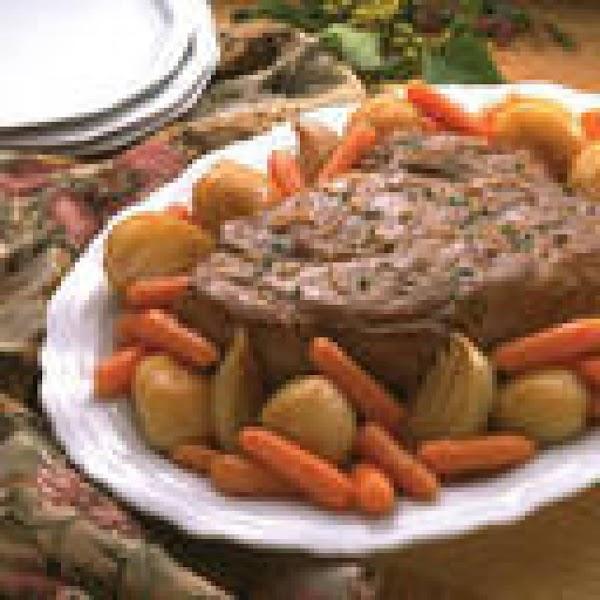 Gramma's Pot Roast Recipe