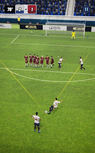 Soccer Super Star modavailable screenshots 13