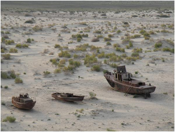 Aral Gölü Kurtarılabilecek Mi?