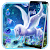 Dreamy Wings Unicorn Theme file APK for Gaming PC/PS3/PS4 Smart TV