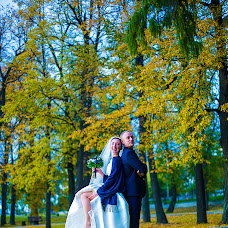 Wedding photographer Maksim Konankov (konankov). Photo of 15.10.2017