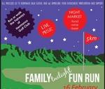 Family Twilight Fun run and Night Market : Hoërskool Hermanus High School