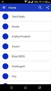 Download 10th Time Table 2018 Date Sheet SSLC Results 2018 for Windows Phone apk screenshot 1