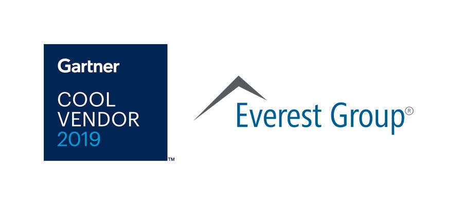 Gartner Cool Vendor - Everest Group Trailblazer