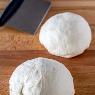 Easy Pizza Dough.