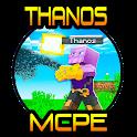 Thanos Mod for Minecraft PE icon