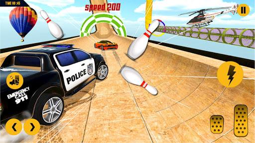 مطاردة سيارة الشرطة المستحيلة: ألعاب السيارات المثيرة 2020 لقطات 8