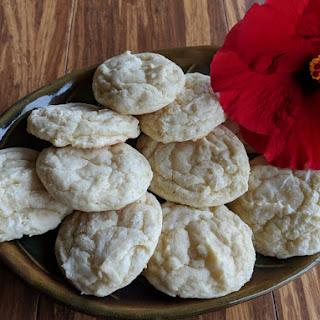 Passion Fruit Sugar Cookies Recipe