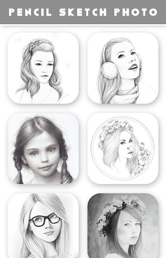 Pencil Sketch Photo Maker 1.3 Screenshots 1