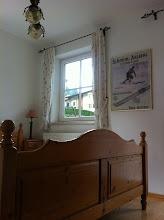 Photo: Zimmer mit Doppelbett