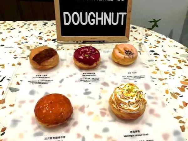 繽紛可愛的甜甜圈~ABCD . A Better Coffee & Doughnut