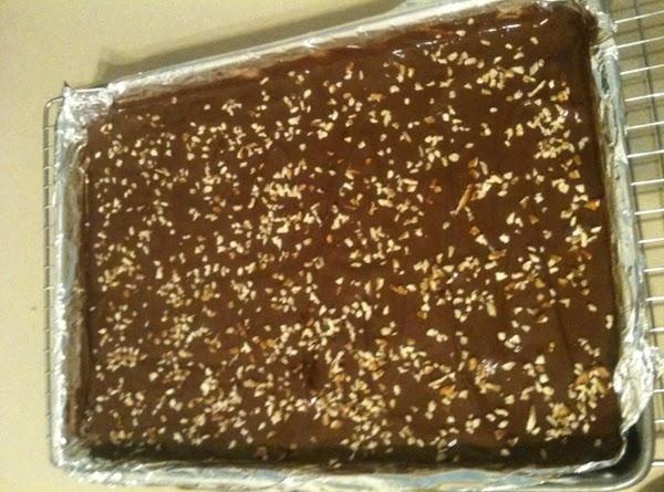 Saltine Chocolate Pieces Recipe